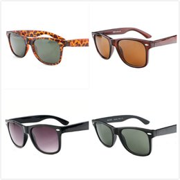 Wholesale Designer Sunglasses Ray Brand - Wholesale New Brand Fashion Retro Sun Sunglasses Bans Ray Designer Man's and Women's Outdoor Sunglasses 50 PCS