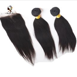 cabelo humano da onda profunda francesa Desconto Top qualidade Silky reta Eurasian extensão do cabelo humano dropship