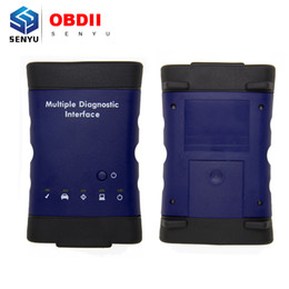 Wholesale gm mdi multiple diagnostic interface - For GM MDI Multiple WIFI OBD OBD2 Diagnostic Tool MDI wifi For GM Diagnostic Interface With Multi-Language Scanner