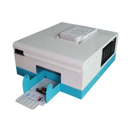 Wholesale Inkjet Pvc - 2018 New Updated Inkjet Card printer 4 sizes 86*54 ,70*100, 80*110, 102*148 pvc card printer