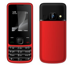 1.8 Pulgar 6700 teléfonos celulares pulsador Móvil Dual Sim Teléfono móvil gsm Telefone Celular Barato China Teléfono 2G GSM Anciano Viejo No teléfono inteligente desde fabricantes