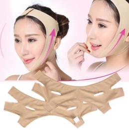 Ceinture en Ligne-Thin Face Mask Lift Réduire Double menton Visage Masque Visage Thining Band Minceur Bandage Soins De La Peau Ceinture Shaper Réduire Double Chin