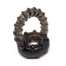 Retard de Temps Manches De Pénis Marchandises Intimes Pénis Anneau Agrandissement Réutilisable Pour Hommes Cock Ring Adult Sex Toys ? partir de fabricateur