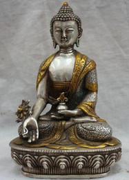 prata tibetana velha Desconto [Antigo artesanato] 8