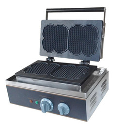 Wholesale Lolly Waffle Machine - Qihang_top snacks equipment commercial electric crisp machine, muffin lolly waffle machine, waffles making machine cafes price