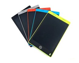 Wholesale Card Board Boxes Wholesale - Wedding favor LCD Writing Tablet Digital Portable 8.5 Inch Drawing Tablet Handwriting Pads Tablet Board for Adults Children DHL free