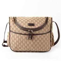 Wholesale Diapers Pad - shoulder messenger Cross Body bag handbag with pad 123326 Free shipipng famous designer horsebit hobo Baby Diaper