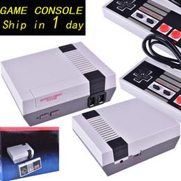 новые мини-ТВ игровая консоль может хранить 500 игр видео портативный для NES игровых консолей с розничной коробок горячей продажи dhl OTH083 от