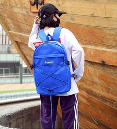 Wholesale Fashion Brands For Women - Fashion Brand Designer Backpack Double Shoulder Bag Luxury Outdoor Traveling Letter Printed Schoolbags For Women Students Backpacks
