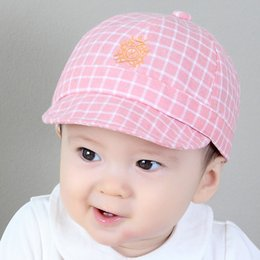 557a331a8eb Spring Summer Baby Cute Peaked Cap Kids Fashion Baseball Hat for Boys Girls  Outdoor Mix Style New discount baby kids baseball caps