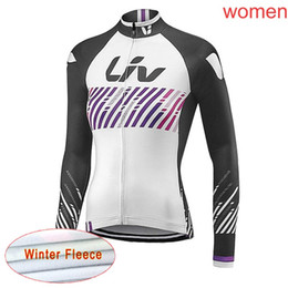 2019 Hot sale TOUR DE FRANCE team Cycling long Sleeves jersey LIV Women  Breathable Cycling Clothing road bike shirt Y013025 d25acd706