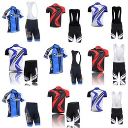 Wholesale giant mountain bicycles - GIANT Cycling Short Sleeves jersey (bib) shorts sets Bicycle Team Hot Selling Clothes Mountain Road Fashion Breathable c2902