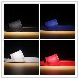 2019 zapatillas de menta verde Palazzo Medusa Piscina Toboganes de playa En relieve para hombres Cabeza con goma Resbalón-en Caucho de lujo al aire libre Sandalias Zapatillas Moda desgastan 56Versace zapatos