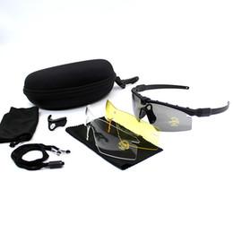 3lens Gafas de sol tácticas Strike 3.0 Gafas tácticas Eyewear Shooting GLasses para hombres Gafas de sol deportivas para Wargame desde fabricantes