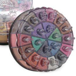 Пигмент с блеском для век Палитра для пудры 20 цветов Cool Beauty оптом supplier cool eyeshadow palette от Поставщики крутая палитра для теней