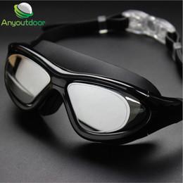 New Silicone Swim Óculos de Natação Goggles Anti-Fog UV Grande Quadro Das  Mulheres Dos Homens Máscara De Natação À Prova D  Água desconto névoa de  óculos de ... ac926491b6