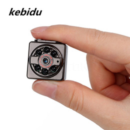 Wholesale video camera for computer - Kebidu SQ9 Mini Camera With Full HD 1080P Video Camcorder for computer Motion Detector Night Vision Camcorder Small Cameras SQ8