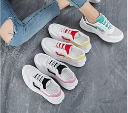 e1358dee588d5 2018 Women s Shoes Korean Casual Shoes Increase White Women Super Non-slip  Increase Shoes