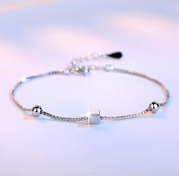 boîtes de cadeau de cube Promotion Argent Plaqué Femmes Mode Étoile Bracelet Boîte Chaîne Carré Magique Cube Bracelets Bijoux avec Perles Pendentif Cadeau