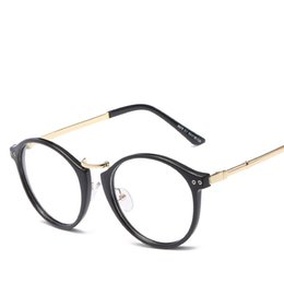 827d507f4a DOWER ME 2018 Fashion Trend Men Clear Frame Eyeglasses Cat s eye Transparent  Glasses Women Clear Glasses Optical Lens oculos
