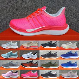 low priced 9efd3 0a6f1 chaussures de course vert femmes Promotion 2018 Nike Air Zoom Mariah Flyknit  Racer Nouveau Zoom Pegasus