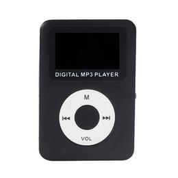 ebook mp3 player Promotion Avancé 2017 Nouveau Portable MP3 4 Couleurs USB Numérique MP3 Lecteur LCD Écran Support 32 Go Micro SD Carte Drop Shipping