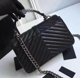 Bolsos de diseño clásico de lujo de alta calidad de las mujeres bolso del hombro colores feminina clutch bolsas de mano Messenger Bag monedero Shopping Tote desde fabricantes