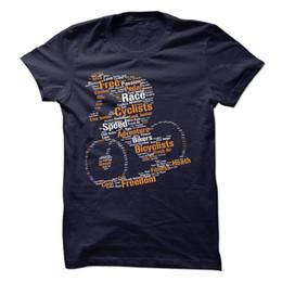 Ciclismo de montaña online-Cycling And Mountain Biking camiseta azul marino