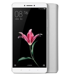 Wholesale Max English - Original Xiaomi Mi Max Prime 6.44 Inch 4850mAh 4G LTE 32GB 64GB 128GB Snapdragon 650 Hexa Core 1920x1080P Fingerprint ID Vs Lenovo ZUK Z1