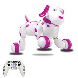 Chien de marche RC 2.4G sans fil Télécommande Smart Dog Électronique Pet Éducatif Pour Enfants Jouet Robot Chien Bon Cadeau Pour Enfants ? partir de fabricateur