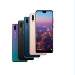 smartphone dhl schifffahrt android Rabatt Unlocked Goophone p20 Pro-Android-Viererkabelkern 1 + 4g zeigen Octa-Kern 4G RAM 128G ROM 4G LTE 3G Smartphone gezeigt DHL-freies Verschiffen