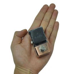 boîtier en aluminium bricolage Promotion JOYO Bullet Metal Distortion Mini Pédale d'Effets JF321