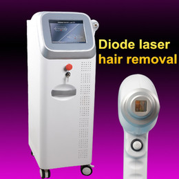 Wholesale Pain Hair - FDA permanent diode laser hair removal machine 808nm laser diode hair system no pain no burn freezing laser machines for home use