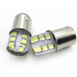 1156 1157 12SMD 2835 voiture led feux de freinage haute puissance auto Highlight ampoule de silicone clignotant de stationnement ? partir de fabricateur