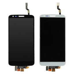 Lg g2 display ersatz online-Display Ersatz für LG G2 LCD Screen Repair Part D802 Qualtiy Assurance Schwarz Weiß