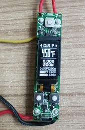 Deutschland e-Zigarette vape Kastenumb.-Leiterplatte 80w 160w 200w OLED für kundenspezifische Soem-Porzellanfabrik des DIY vape Umb. direkt Versorgung