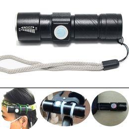 ultrafire q5 mini zoomable taschenlampe Rabatt Mini led taschenlampe einstellbarer fokus zoom 3 modi mini usb taschenlampe wiederaufladbare lithium-batterie taschenlampe led taschenlampe versandkostenfrei