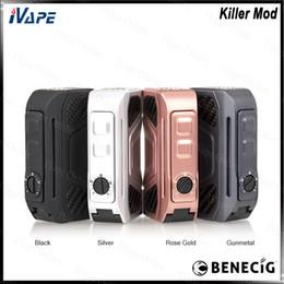 Cuadro de modulación online-BENECIG KILLER Mod. 260 W Mech Box Mod. 0.02 s Velocidad de fuego. Mech en la nube más segura. Mod Mech con luz LED colorida.