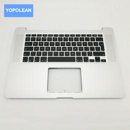 2019 cassa superiore per macbook Laptop Top Case per MacBook Pro 15