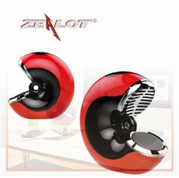 ZEALOT Sem Fio Bluetooth Speaker S33 Design de Sofá cartão de Toque Inteligente portátil TF Hands-free Pedômetro BASS Anti-slip Altavoces Altoparlante de