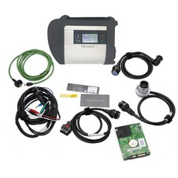 Wholesale Star Sd Connect C4 - 2017 MB star SD Connect C4 diagnostic tool for Mercedes SD C4 with wifi function For Mercedes Benz Diagnostic Tool