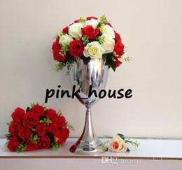 Canada élégant vases de mariage pour centres de mariage centres de table vase Offre