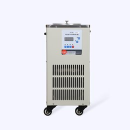 Wholesale Vacuum Cooling - ZZKD Small Capacity Lab Low Temp Cooling Liquid Circulation Pump 5L Lab Recirculating Chiller Cycling Liquid Cooling Pump