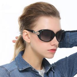 b98c688ff9 big frame women lady eyewear 52mm hinge Polarized Sunglasses Women s Eyeglasses  Fashionable Shades Driving Sun glasses a362