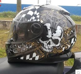 Wholesale Face Material - Arai Authentic LS2 helmet motorcycle helmet safety helmet black Genuine Abs+Pc material safety