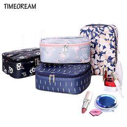 e3b3327b93 2018 Multifunctional Portable Portable Hand Wash Bag Travel Cosmetic Case  Large Capacity Cosmetic Bag Professional