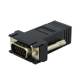 Nouveau VGA RGB 15pin Male Extender À Lan Cat5 Cat5e RJ45 Ethernet Adaptateur Femelle # DY0137 ? partir de fabricateur