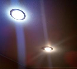 Lampara gx53 online-GX53 LED LAMP 12W Downlight GX53 Luz de gabinete bombilla led smd2835 gx 53 AC 220V 230V 240V blanco cálido foco blanco frío foco de luz LLFA