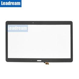 Argentina 50PCS Pantalla táctil Lente de cristal digitalizador para Samsung Galaxy Tab S 10.5 T800 T805 Tablet PC Pantalla libre de DHL Suministro