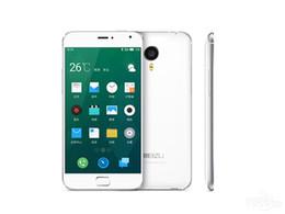 Desbloqueado original Meizu MX4 Pro teléfono móvil RAM 3 GB ROM 16 GB / 32 GB Octa Core Android 4.4 5.5 pulgadas 20.7MP de huellas dactilares 4G teléfono celular inteligente desde fabricantes